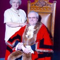 Photo Officielle de Ken Pacey, Mayor of Charnwood
