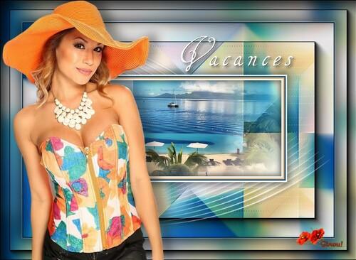 Vacances & Ingrid de manany!