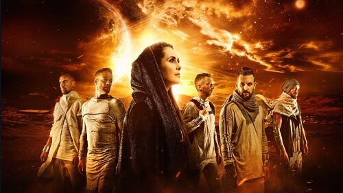 WITHIN TEMPTATION : Resist Tour Diary Amsterdam