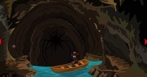 Jouer à Outsider escape from cave