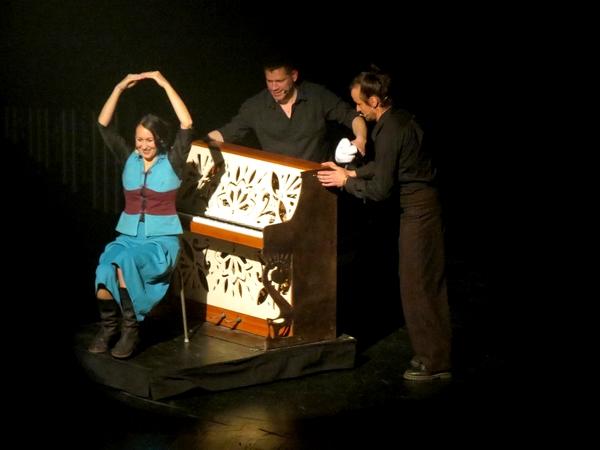 """""""Mille Ponts, Amélie les crayons""""  a emballé les spectateurs au TGB...."""
