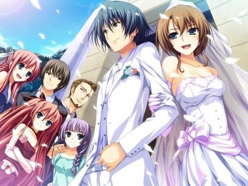 manga mariage
