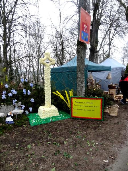 Les superbes réalisations fleuries des villages viticoles Châtillonnais...