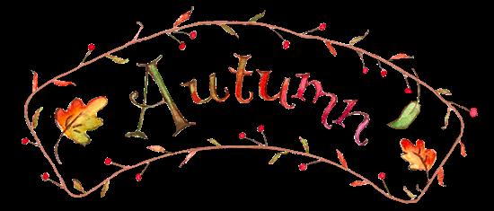 L'automne 2018