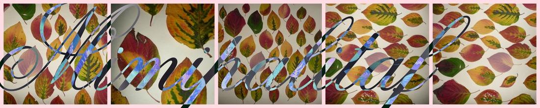 feuilles d'automne,