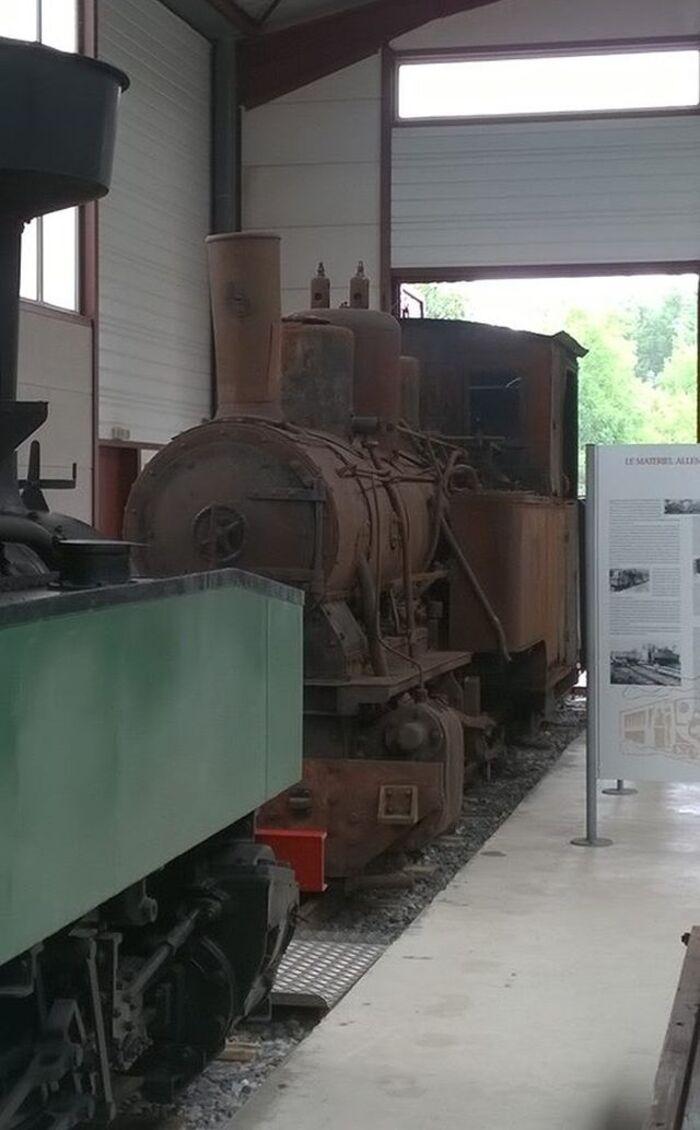 Un musée du train...