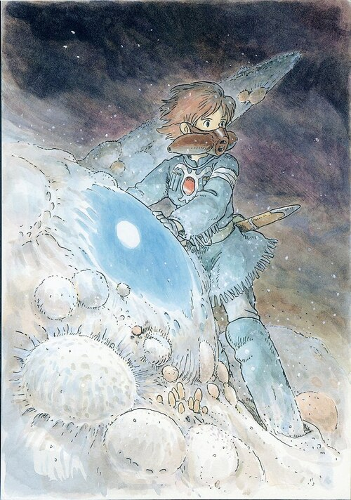 L'univers d'Hayao Miyazaki