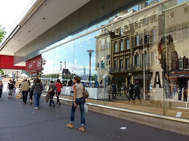 Galeries Lafayettes Metz 2 Marc de Metz 2011