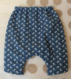 Pantalon réversibe