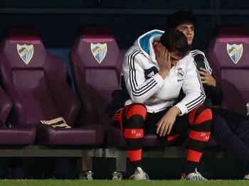 Iker Casillas sur le banc