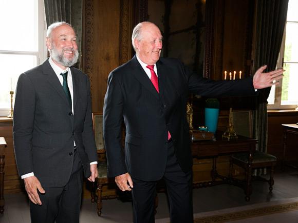 Harald et le prix Abel