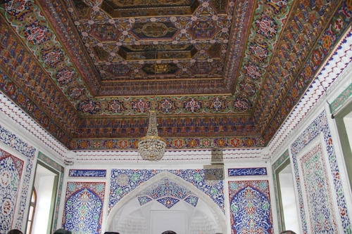 Kokand, le palais de Khoudoyar Khan