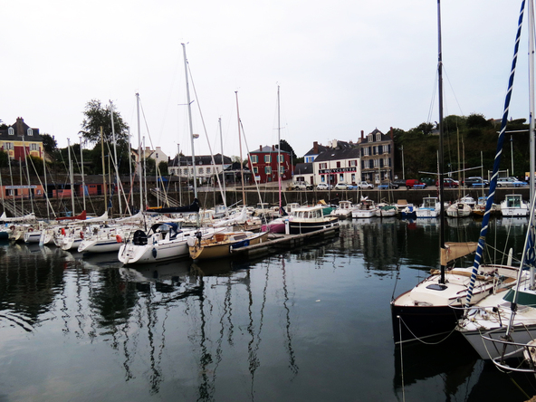 Escapade iodée à l'Île de Groix (Morbihan) - Du charme du gîte au retour