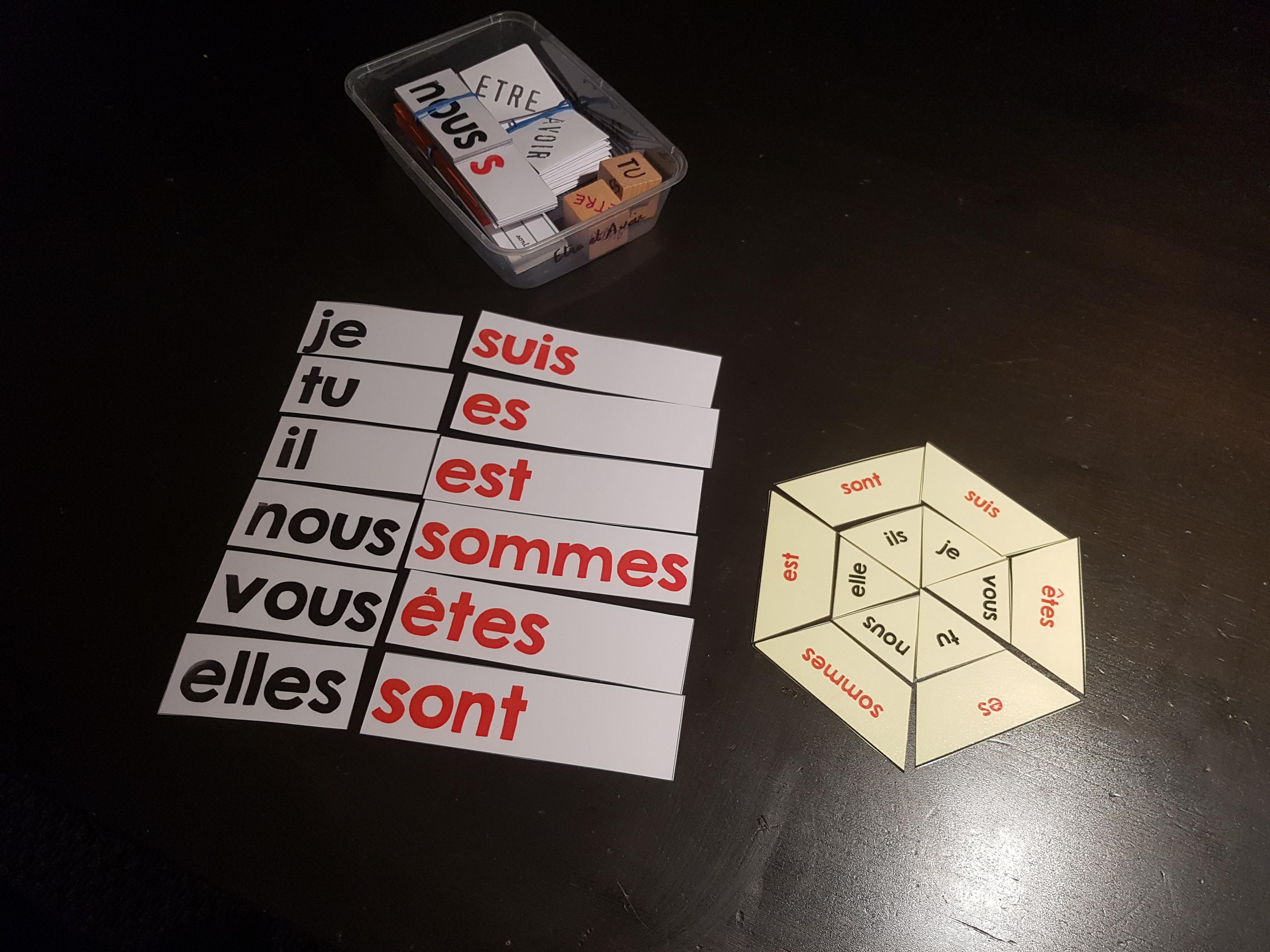 Boite Etre Et Avoir L école Des Juliettes
