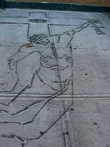 De La Vega street artist