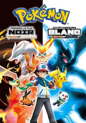 Pokémon Film 14 : Noir - Victini et Reshiram