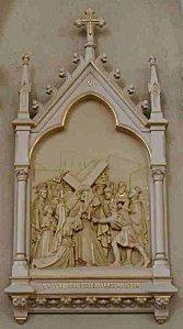 VI- Ste Véronique essuie la face de Jésus