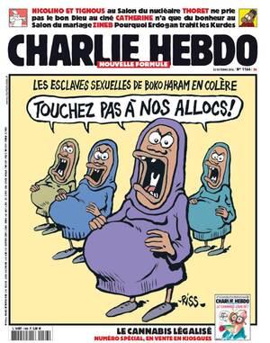 Je suis Charlie... <3 Les couvertures Charlie Hebdo