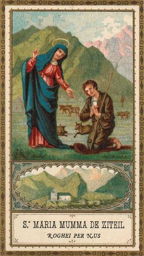 Ziteil : Marie, Médiatrice des Grâces