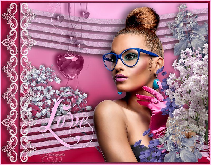 *** Lavender Lace n'Love ***