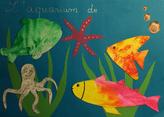 1ier avril : l'aquarium des tout-petits