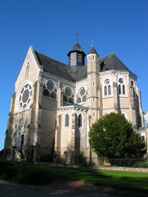 église du Sacré-Coeur (Bressolles)