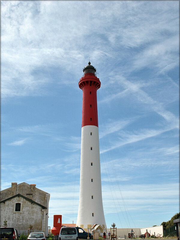Photos du phare de la Coubre (près de Royan)