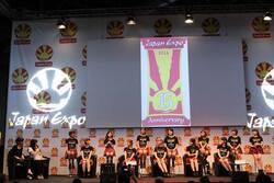 Japan Expo 15th Anniversary: Berryz Kobo x ℃-ute in Hello! Project Festival