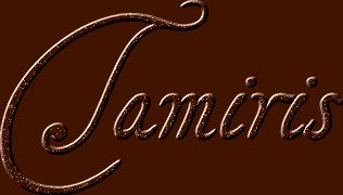 *** Tamiris ***
