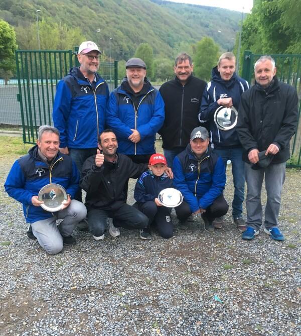 Bogny-sur-Meuse - Challenge Roger LÉONARD du 5 mai 2019