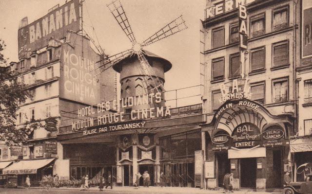Le Moulin-Rouge