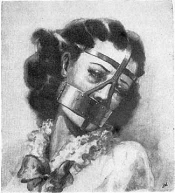 Entre burqa et ceinture de chasteté ...