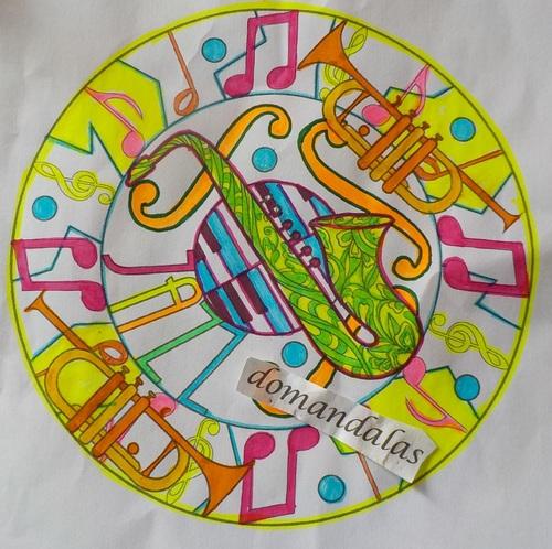 DOMANDALAS  coloriages de  mandalas