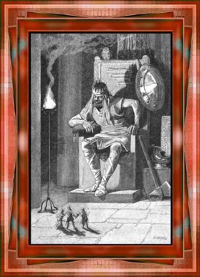 Gylfaginning, thor, utgardaloki