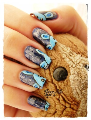 The Sunday Nail Battle #25 - Les Animaux