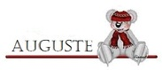 Dictons de la St Auguste + grille prénom