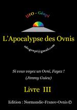L'Apocalypse des Ovnis - Table des Matières L3