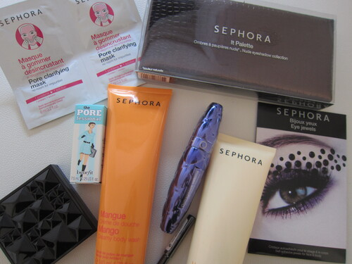 Haul Makeupesque ! Sephora, PB, anjo-beauty, Essie, bijoux etc..