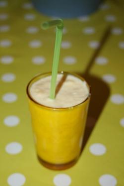 Milk shake sans lait