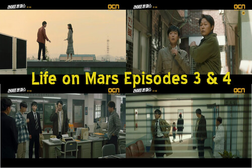 Life on Mars Episodes 3&4