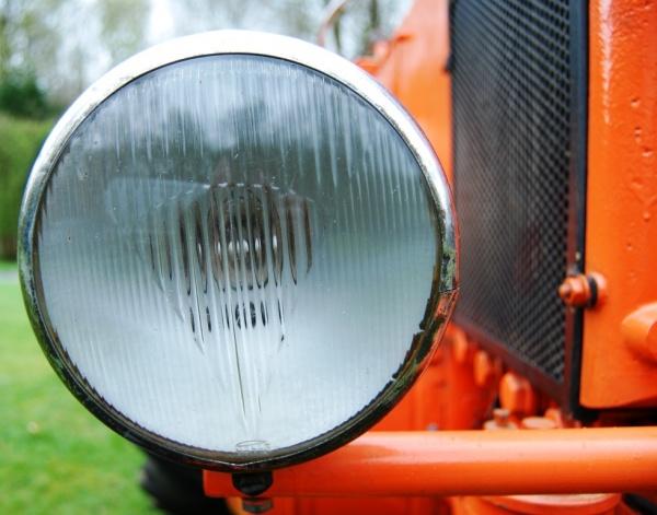 Vieux tracteur - Pampa Argentin