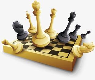 Les jeux d'échecs en maternelle