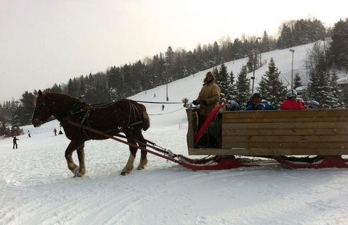 Vacances de Noël au Québec