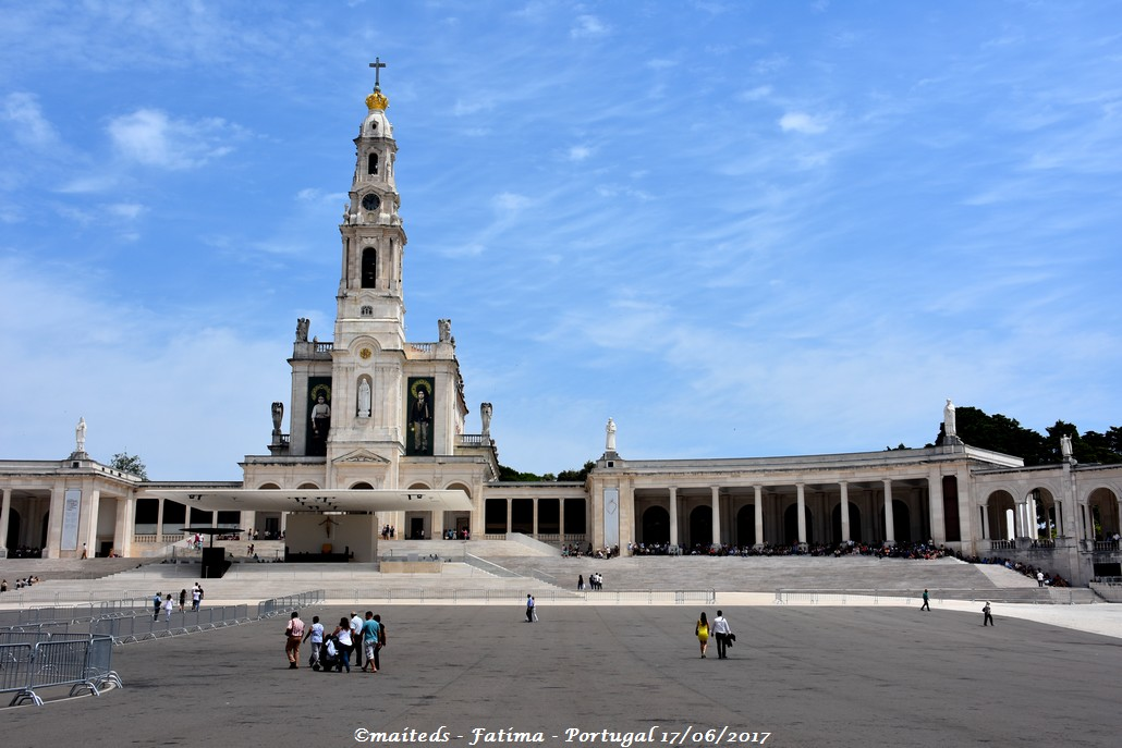 Notre-Dame de Fatima - Portugal