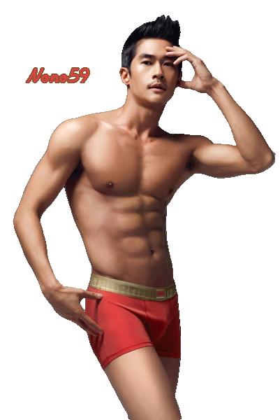 Hommes asiatiques