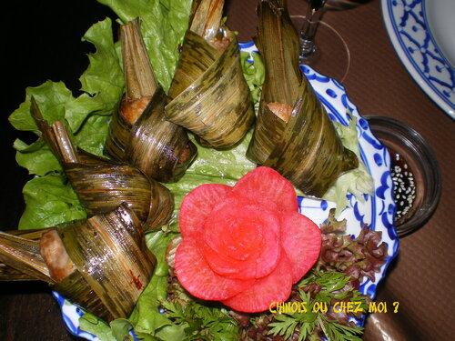 Paradis Thaï, somptueux et délicieux