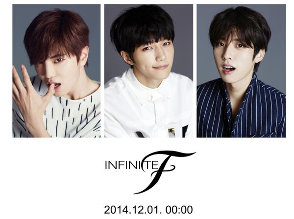 2014.11.29 - INFINITE Site officiel Update