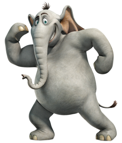 Eléphants (drôles) Série 6
