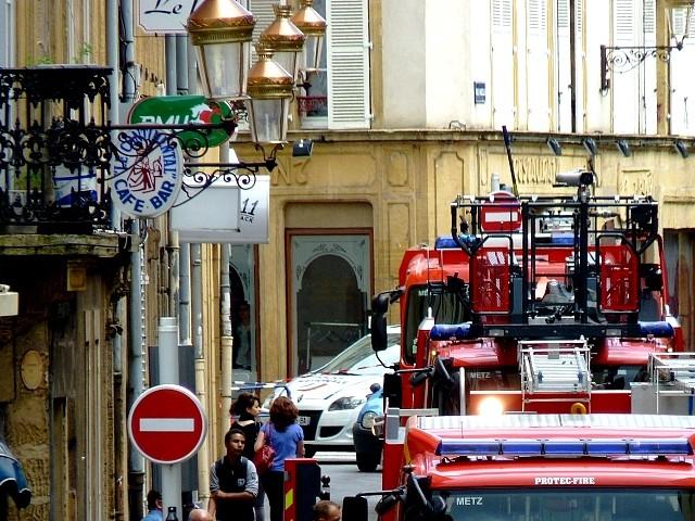 Les pompiers de Metz 3 Marc de Metz 2012
