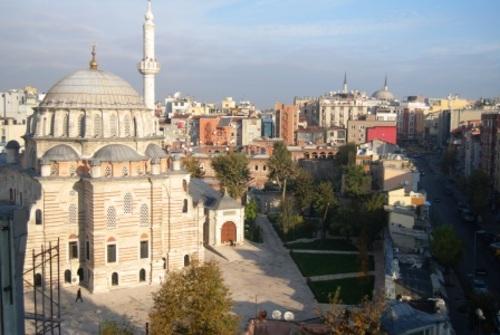 Cité Historique - Quartier Sultanahmet